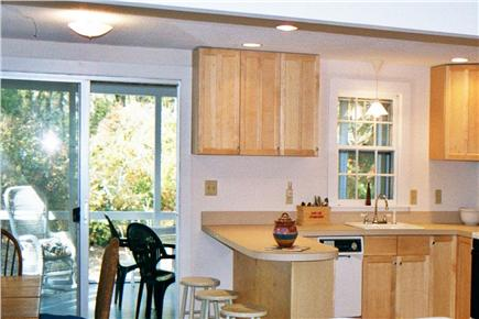 South Chatham Cape Cod vacation rental - Modern Kitchen with A/C unit