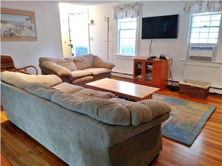 South Chatham Cape Cod vacation rental - Family Area with A/C unit