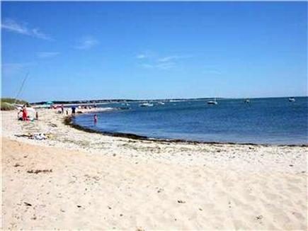 South Chatham Cape Cod vacation rental - Forest Street Beach (Nantucket Sound)
