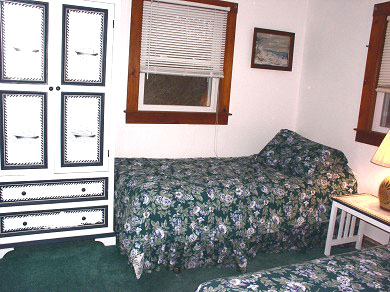 Ellisville MA vacation rental - One of two bedrooms
