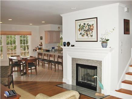 Cotuit Cotuit vacation rental - Open plan great room, with waterfront views from 2 sides