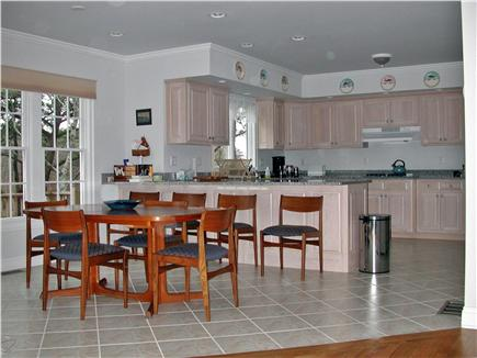Cotuit Cotuit vacation rental - Dining room seats 8-10 (table can be expanded via 2 leaves)