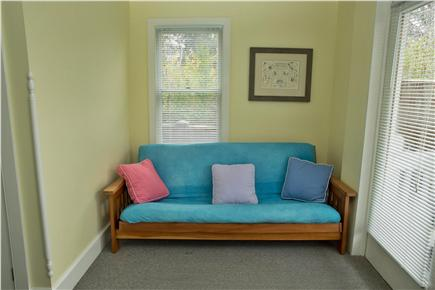 Barnstable Cape Cod vacation rental - Sitting area in master bedroom