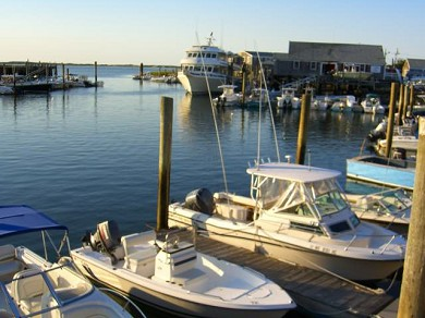 Barnstable Cape Cod vacation rental - Walk to whale watch, fish, or dine at the harbor.