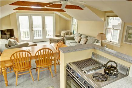 Barnstable Cape Cod vacation rental - Ocean concept main floor living....always with an ocean view.
