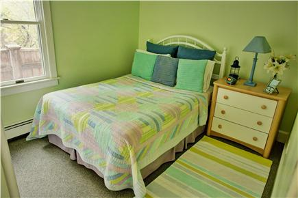 Barnstable Cape Cod vacation rental - Middle bedroom with queen size bed and full closet.