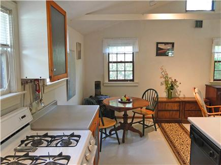 North Eastham Cape Cod vacation rental - Kitchen facing dining area