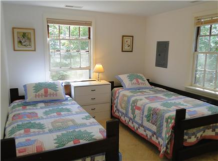 North Eastham Cape Cod vacation rental - Second bedroom with two twin beds