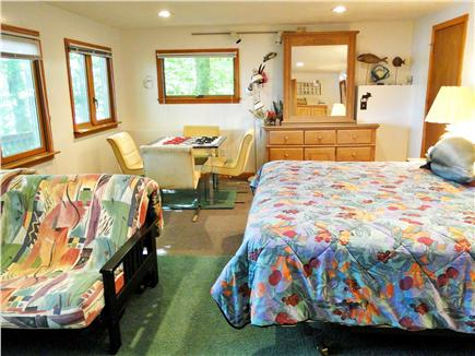 Mashpee Cape Cod vacation rental - Lower Level (LL Bdrms 3,4,& 5) Bdrm 3 king & double, off game rm