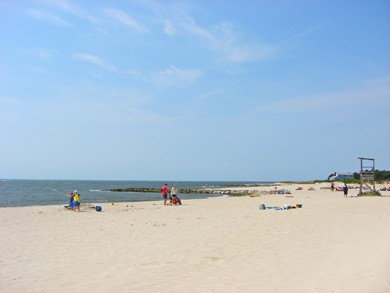 South Harwich Cape Cod vacation rental - Walk or bike 3/10 of a mile to Red River Beach