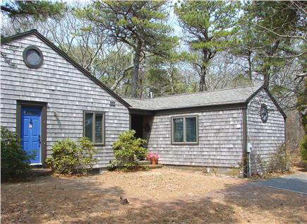 South Harwich Cape Cod vacation rental - Welcome to our romantic studio - wing to the right of main house