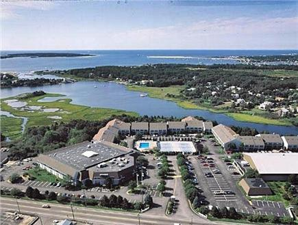 West Yarmouth Cape Cod vacation rental - Aerial view of The Cove
