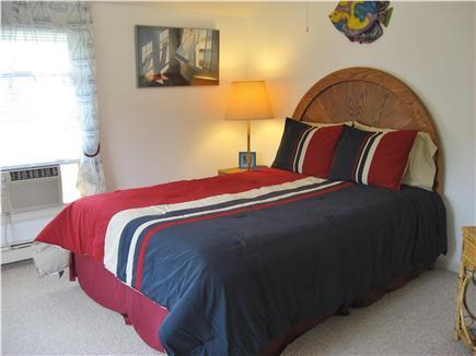 West Yarmouth Cape Cod vacation rental - Queen upstairs bdrm. w/walk in closet, views of Bay & Wildlands