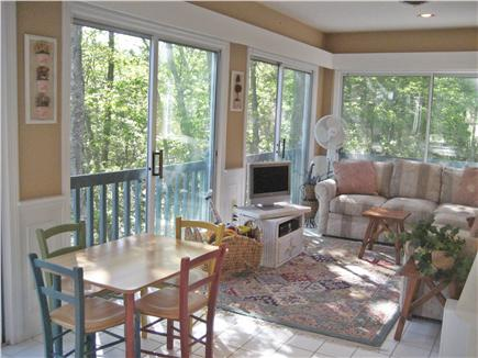 Brewster Cape Cod vacation rental - Cozy Sun/playroom, just off the kitchen