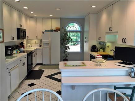 Brewster Cape Cod vacation rental - Modern kitchen, fully stocked to entertain