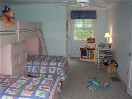 Brewster Cape Cod vacation rental - Children's Bunk bed Room, lots of toys