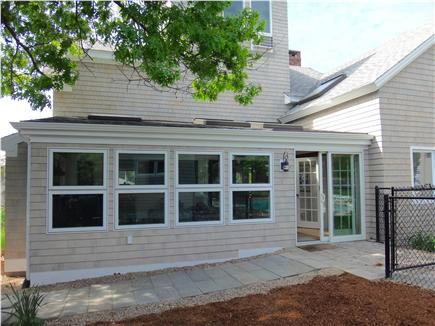 New Seabury New Seabury vacation rental - New Sunroom off pool area and dining room
