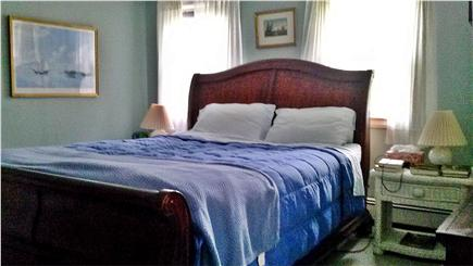 Dennis Cape Cod vacation rental - Master Bedroom: Queen-sized bed with sleep number mattress