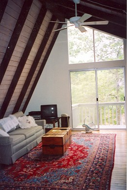 New Seabury New Seabury vacation rental - View of upstair loft