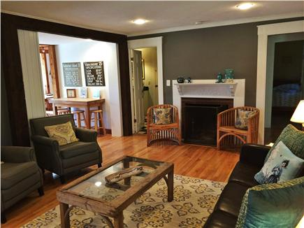 Chatham Cape Cod vacation rental - Living Room - another view