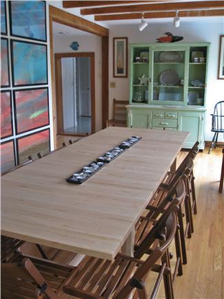 Chatham Cape Cod vacation rental - Spacious Dining Room - table seats up to twelve