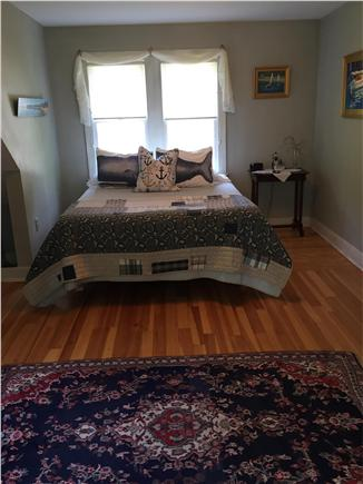 Cotuit Cotuit vacation rental - Upstairs Queen Bedroom w/AC