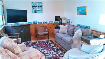 Cotuit Cotuit vacation rental - Air Conditioned Family Room