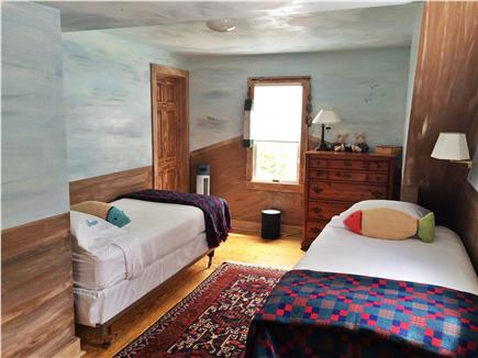 Cotuit Cotuit vacation rental - Upstairs Twin Bedroom w/AC