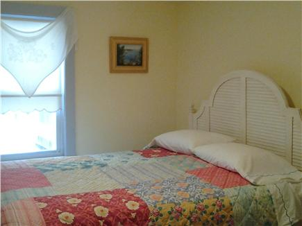 Cotuit Cotuit vacation rental - Downstairs Bedroom w/AC