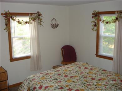 South Yarmouth Cape Cod vacation rental - Third bedroom with Queen Bed