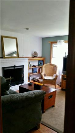 South Yarmouth Cape Cod vacation rental - Another living room view