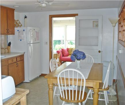 South Yarmouth Cape Cod vacation rental - Kitchen and Sun Room