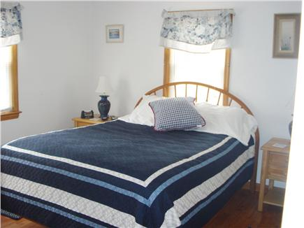 South Yarmouth Cape Cod vacation rental - Queen bedroom with 20'' TV