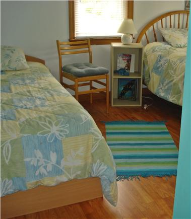 South Yarmouth Cape Cod vacation rental - Second bedroom with Twin and Full Beds