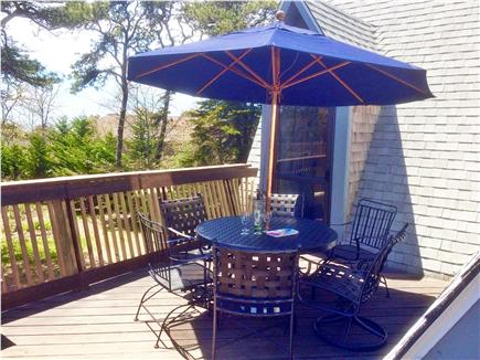 S. Chatham Cape Cod vacation rental - Sunny, private deck to enjoy all day
