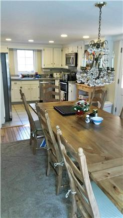 New Seabury New Seabury vacation rental - Kitchen and dining room