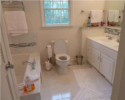 New Seabury New Seabury vacation rental - Master bathroom, there is a large separate shower as well