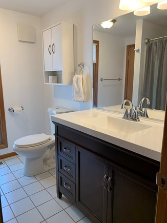 New Seabury Cape Cod vacation rental - One of 4 full baths, & 1 half bath, all have been remodelled.