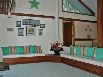 New Seabury New Seabury vacation rental - Spacious Great Room with built in seating