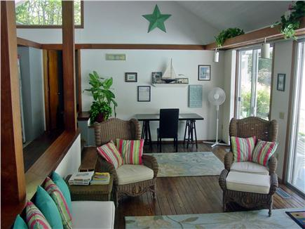 New Seabury Cape Cod vacation rental - Spacious great room seating and features