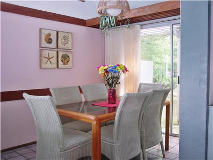 New Seabury New Seabury vacation rental - Dining Area located in the greatroom along side our kitchen