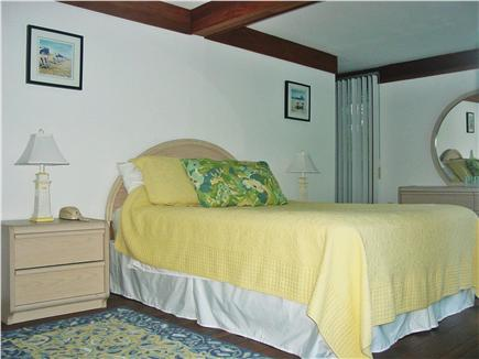 New Seabury Cape Cod vacation rental - Secluded ''Yellow'' Bedroom located at one end of the house