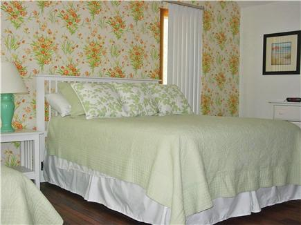 New Seabury New Seabury vacation rental - Our ''Green'' Bedroom contains a queen and a twin bed