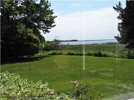South Orleans Cape Cod vacation rental - View from the dining table
