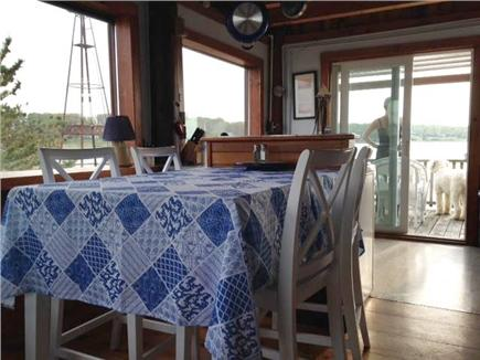 Plymouth MA vacation rental - Upstairs southern half panoramic ocean views
