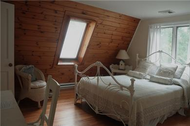Barnstable Village  Cape Cod vacation rental - Beautiful master bedroom with skylight, private bath and desk