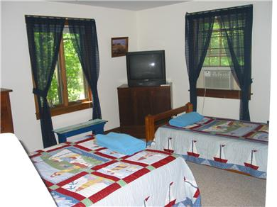 South Chatham Cape Cod vacation rental - 2nd Bedroom with AC