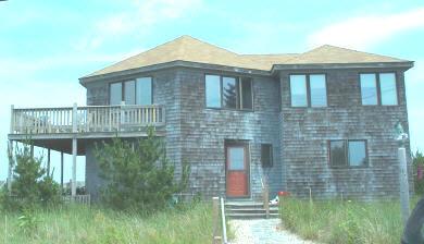 North Truro Cape Cod vacation rental - Truro Vacation Rental ID 4450