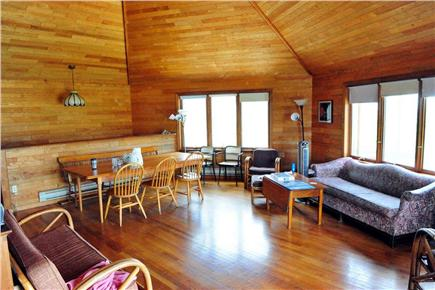 North Truro Cape Cod vacation rental - The Great Room, another view