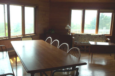 North Truro Cape Cod vacation rental - Dining Room (second floor)